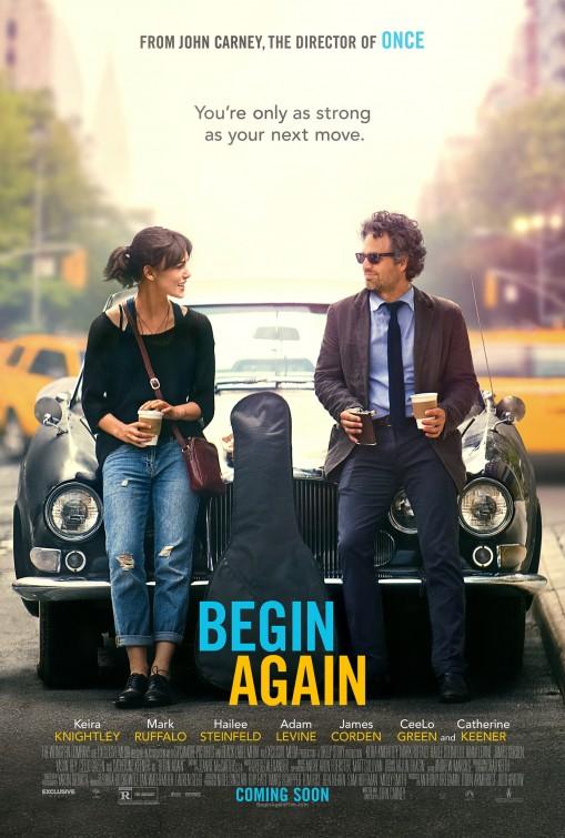 비긴 어게인(begin again,2013) - John Carney..