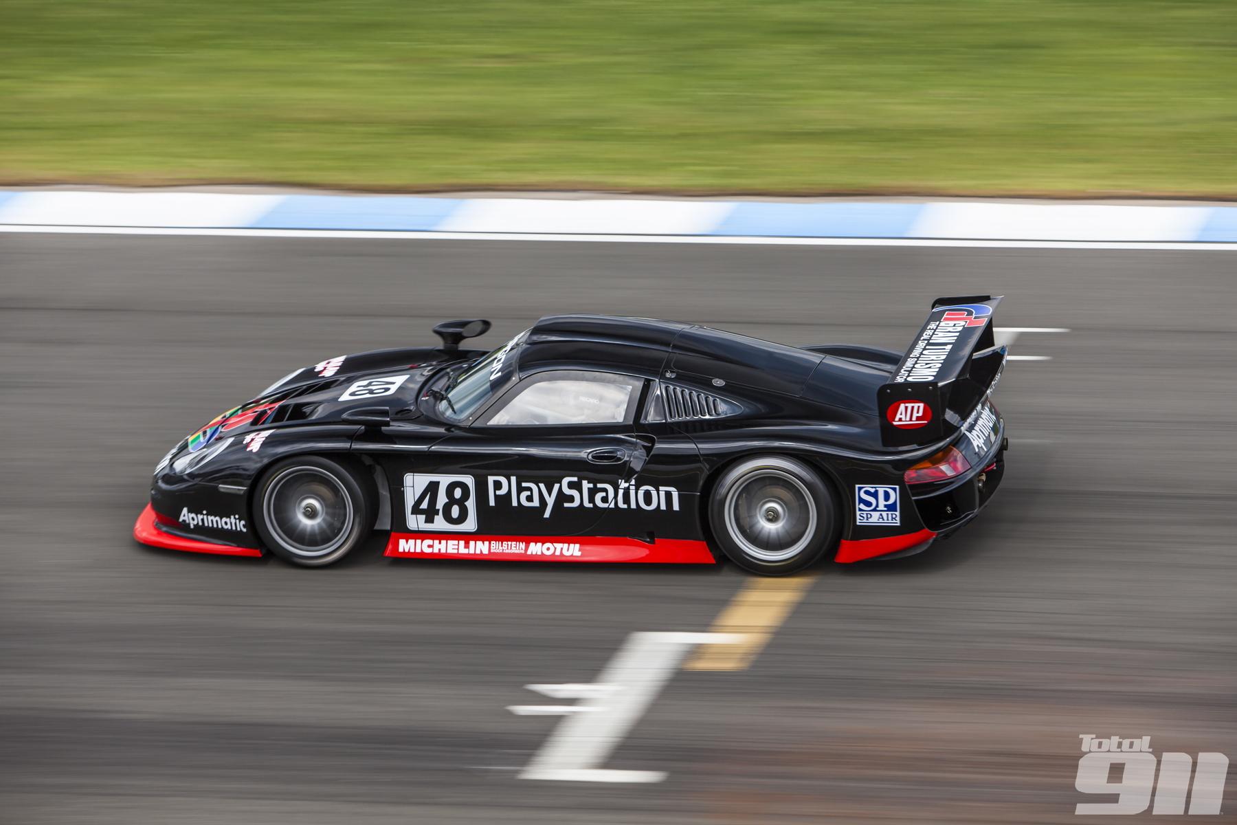 추억의 911 GT1 EVO 온보드