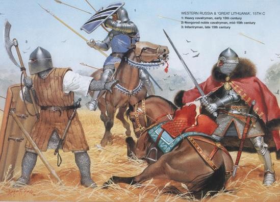 러시아 역사 이야기 14. 날아오르라 쌍두독수리여.