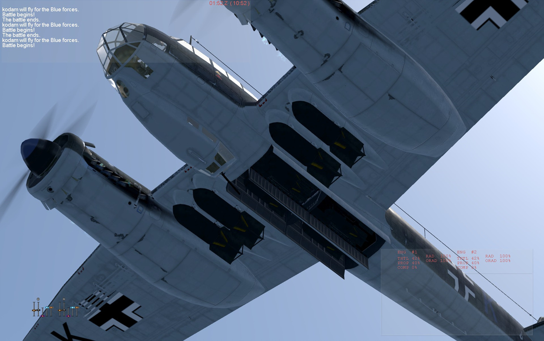 [CloD 비행 매뉴얼] Ju88 폭격 가이드