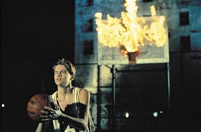 바스켓볼 다이어리(1995)_두려움을 견디기 위해 더..