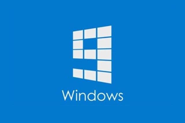 윈도우9 로고가 중국 MS의 실수로 유출되다