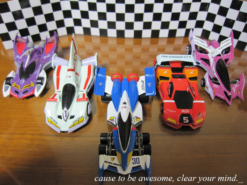 CYBER FORMULA COLLECTION VOL.2 TV ver.