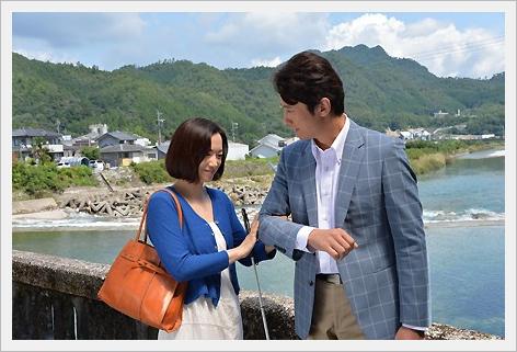와쿠이 에미, 키타자와 에리코 각본에 타니하라 ..
