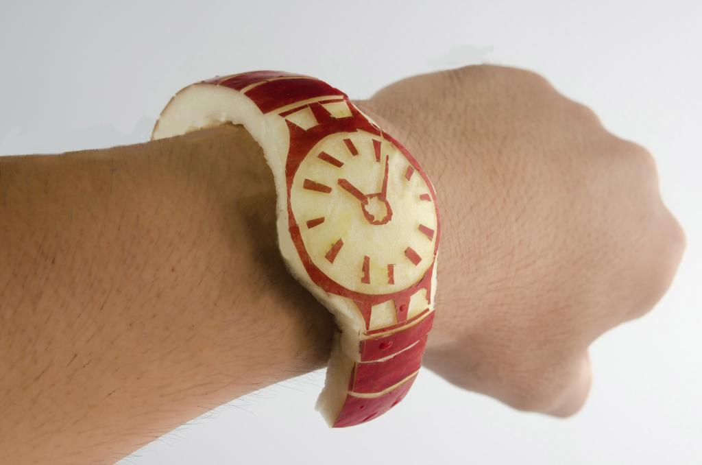 일본에서 'Apple Watch' 입수 (소름조심)