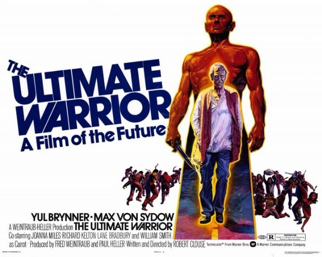 최후의 용사 / The Ultimate Warrior (1975년)