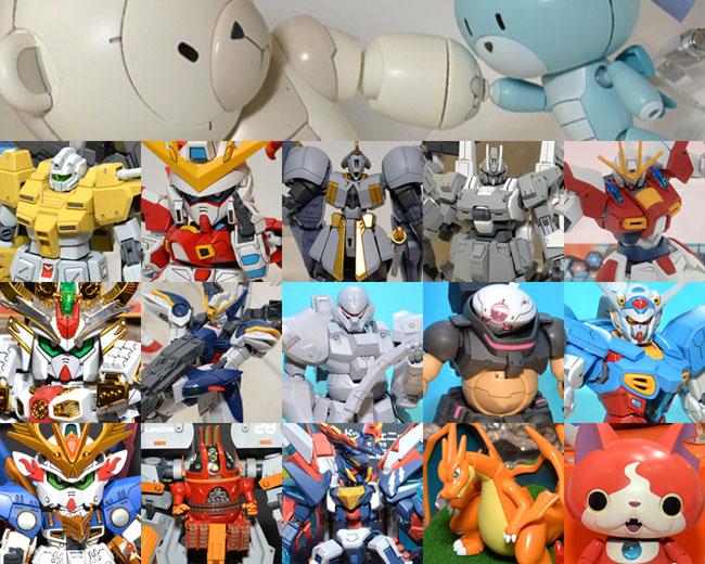 2014년 제54회 일본 모형 호비쇼 개막