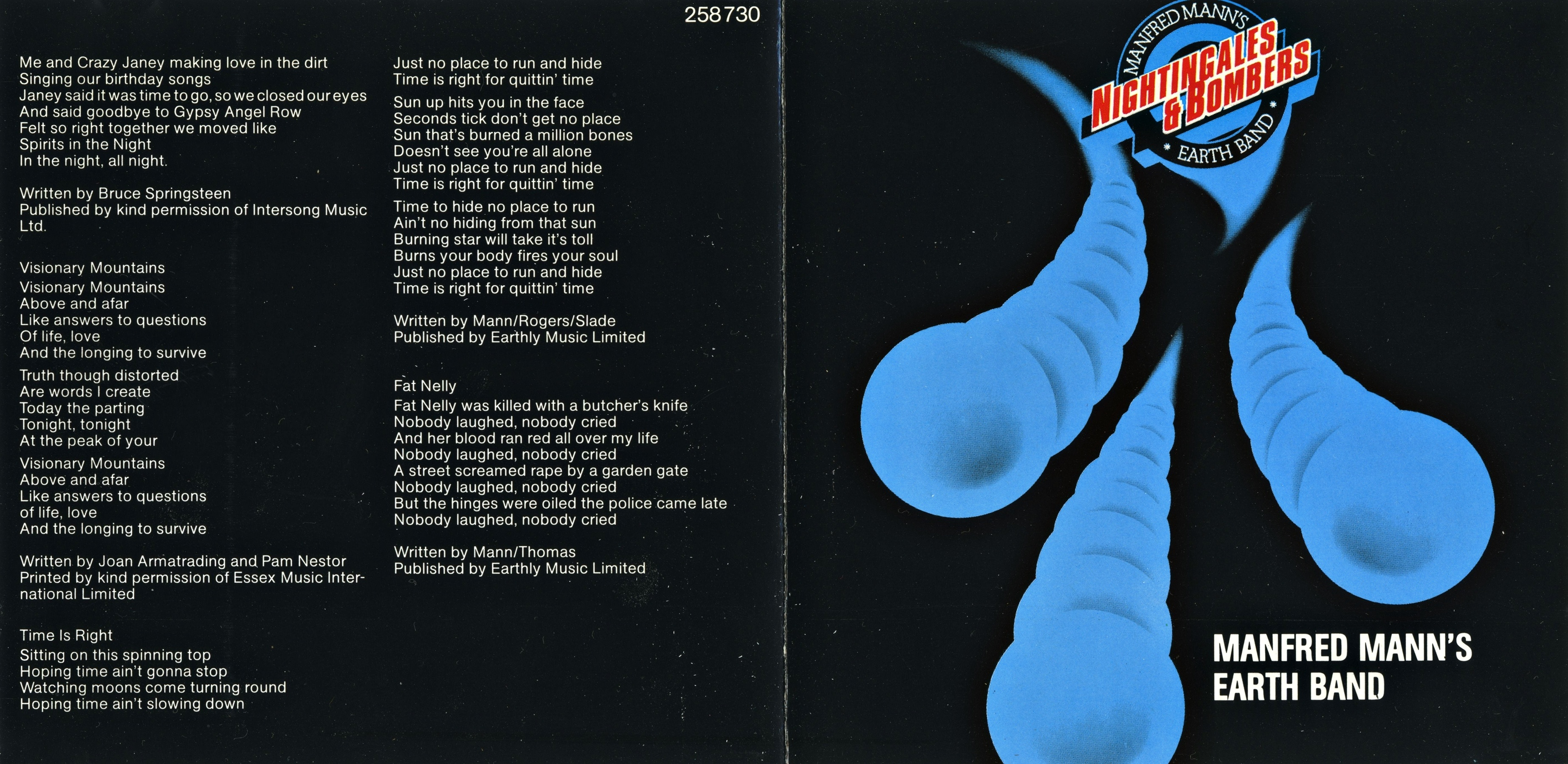 Manfred Mann's Earth Band - Visionary Mou..