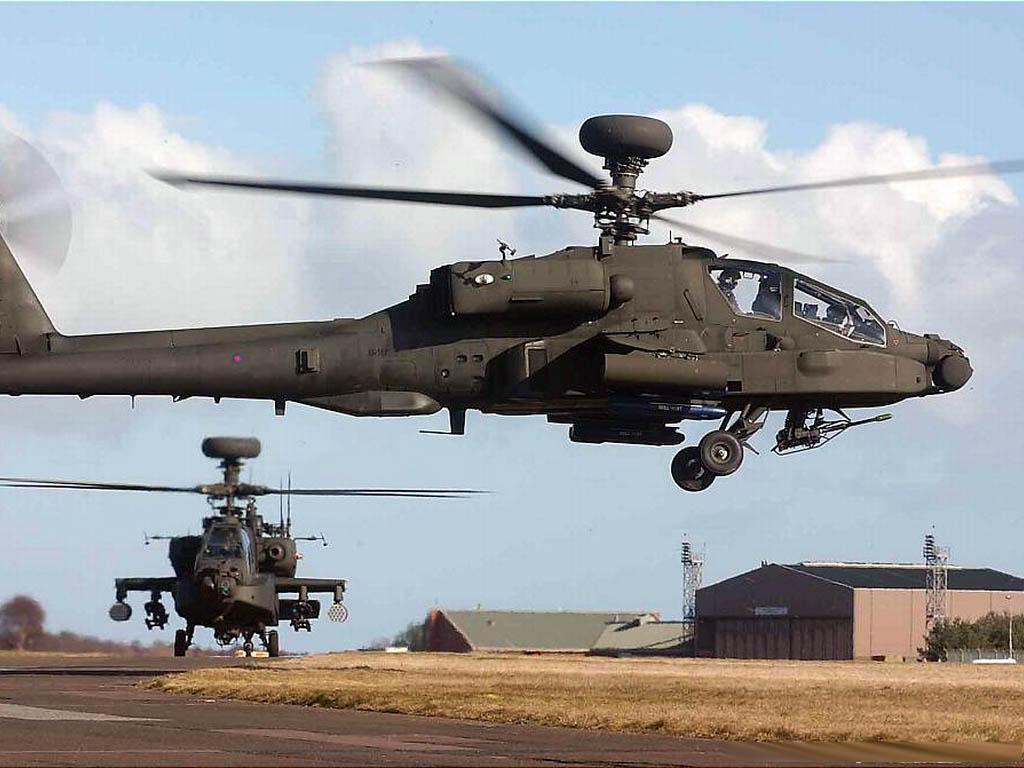 아파치헬기 도입 공기부양정 타격은 어찌될까요?