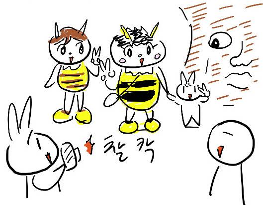 [제150회] 뀨뀨의 육아일기 제149화. 곤충박물관 #2