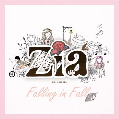 [리뷰] 지아 - Falling In Love