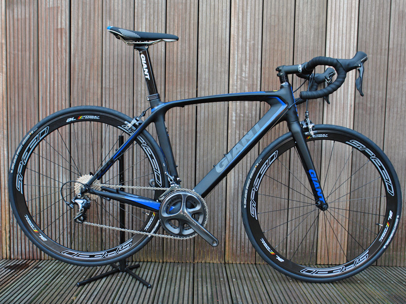 Giant TCR comp