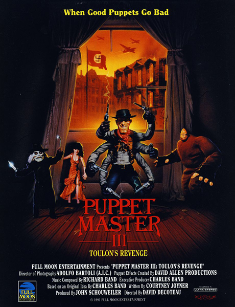 퍼펫 마스터 3 (Puppet Master 3 - Toulon's Re..
