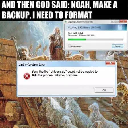 노아의 방주가 흥하네요..