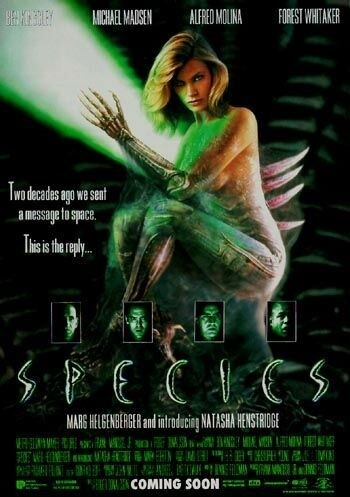 스피시즈 / Species (1995년)