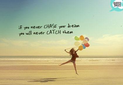 당신의 꿈을 과소평가하는 사람을 멀리하라.