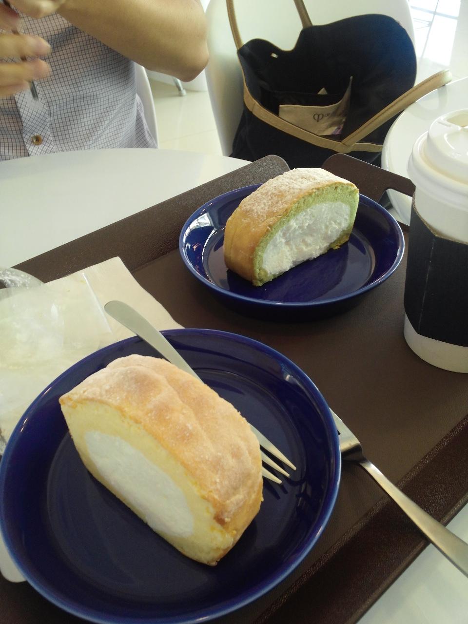 도지마롤 st  파는 카페 in 함덕.