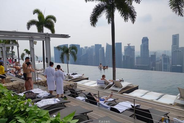 싱가폴 여행기 3일차-1(마리아 베이 샌즈호텔, ..