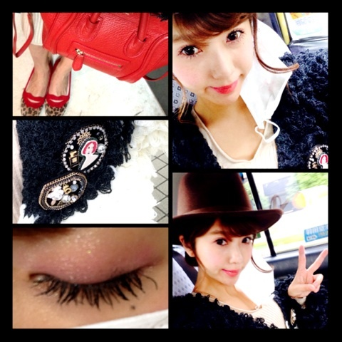 성우 Pile씨가 자신의 블로그에 올린 사진