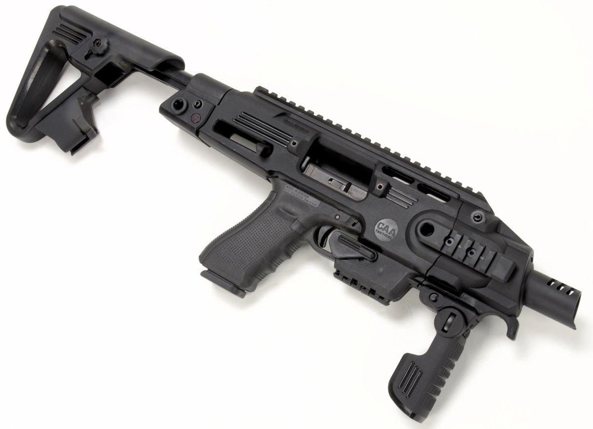 권총도 변신한다 CAA RONI G1 키드