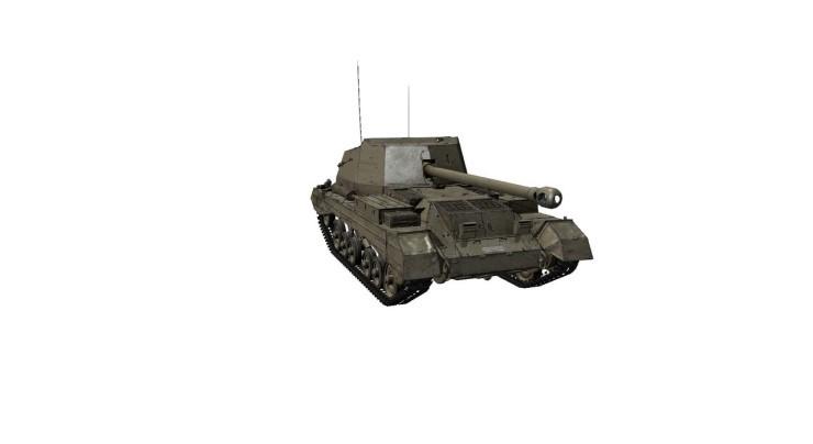 [WOT] 영국 2차 구축전차 트리 - 아처 , 아킬레스