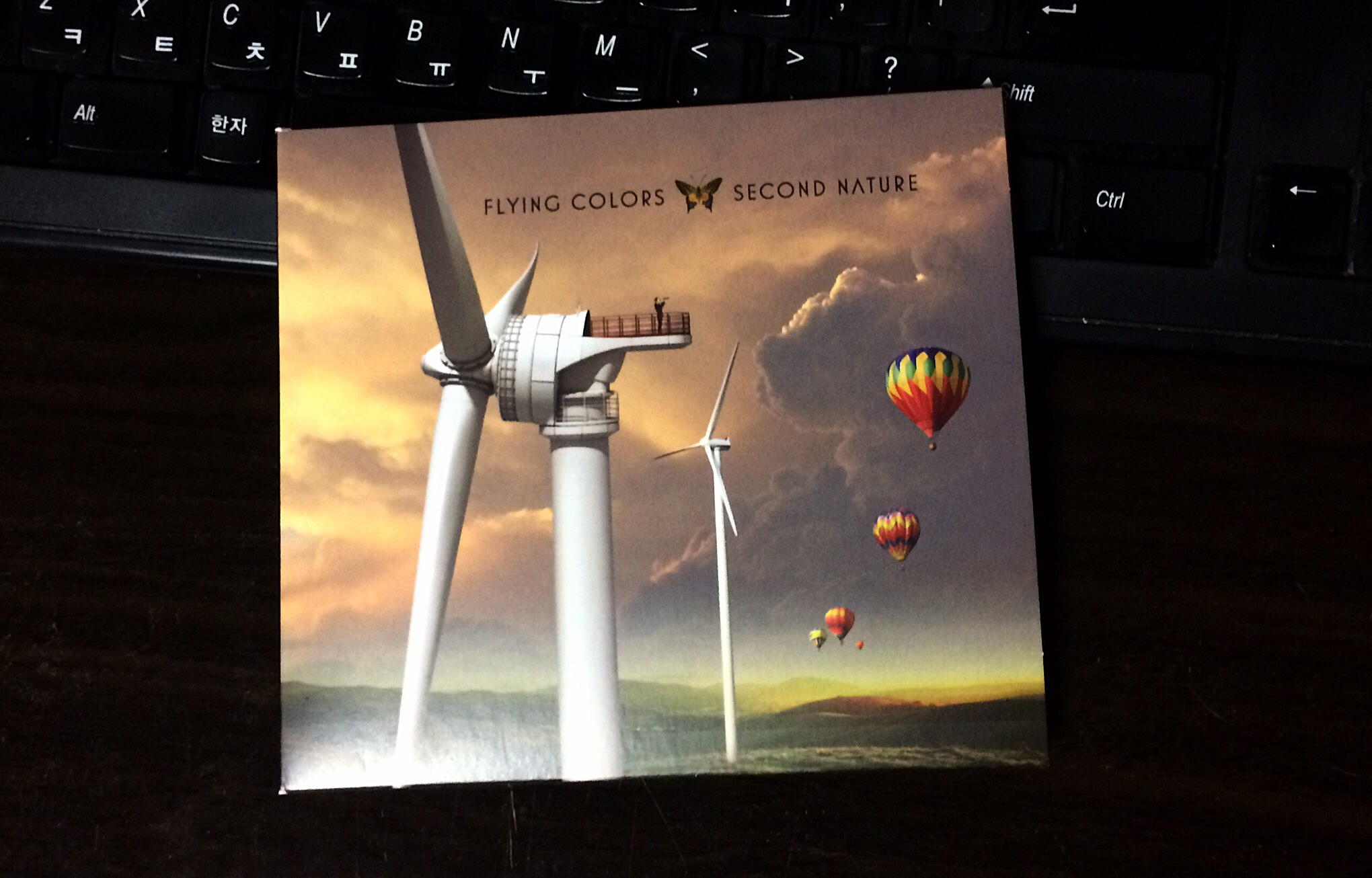 Second Nature - Flying Colors / 2014
