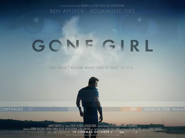 나를 찾아줘(Gone Girl, 2014)