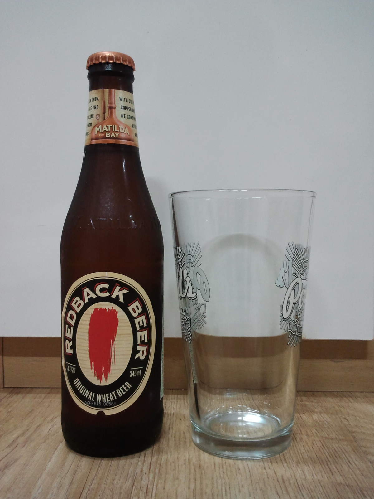 [호주] Matildabay Redback Beer(마틸다베..