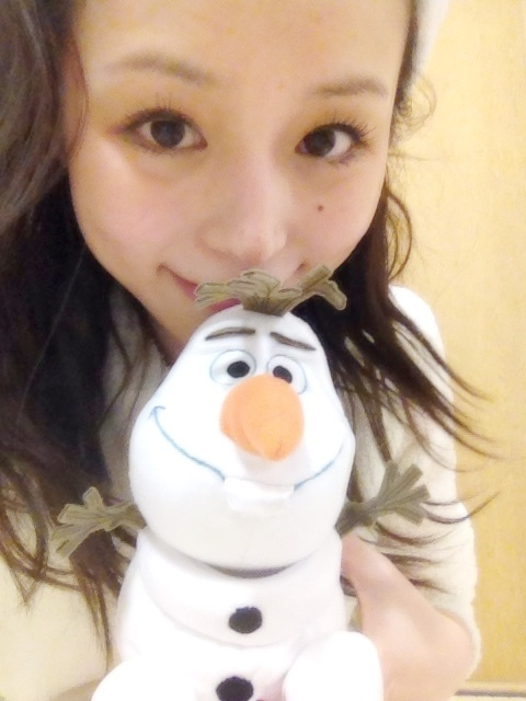 성우 히라노 아야가 자신의 블로그에 올린 사진
