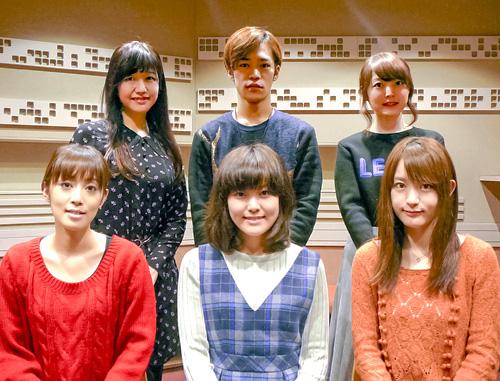 2015년 1월 신작 애니메이션 '순결의 마리아' 주요 ..