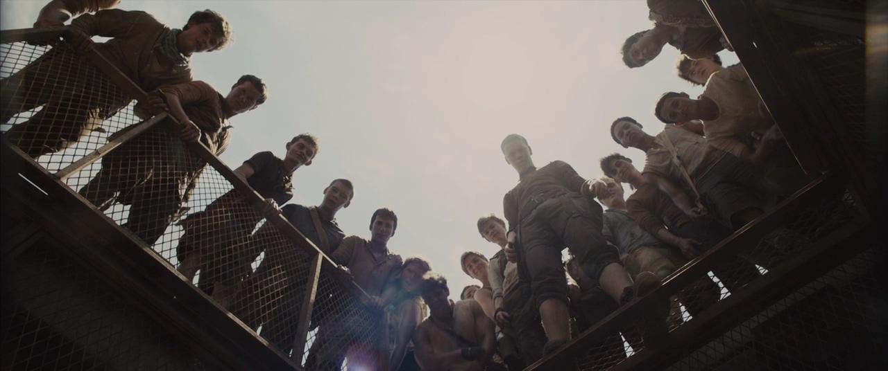 절반의 성공 -메이즈러너- [Movie]