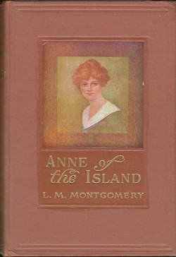 Anne of the Island (Boston: L.C. Page, 1915)