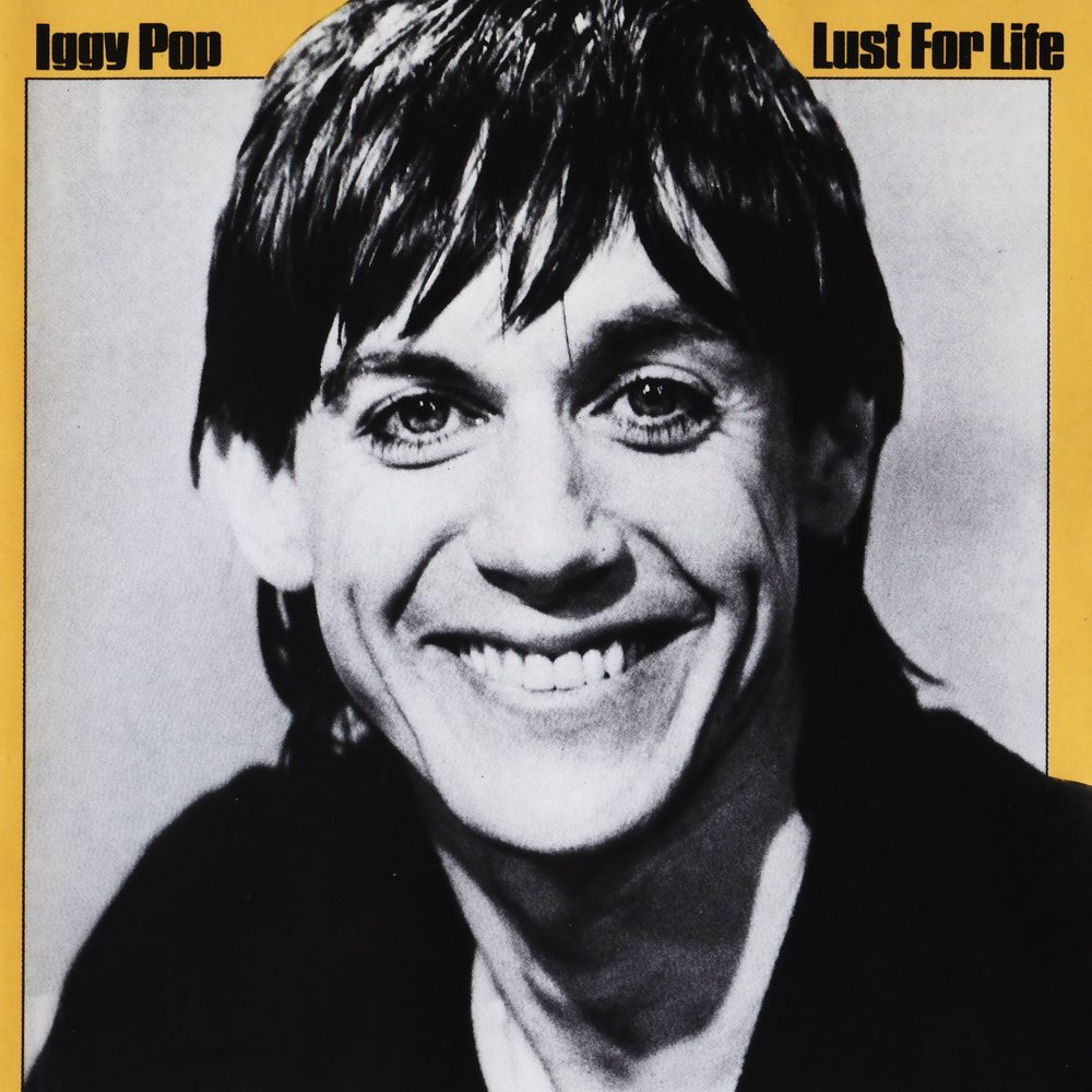 Iggy Pop//Lust For Life
