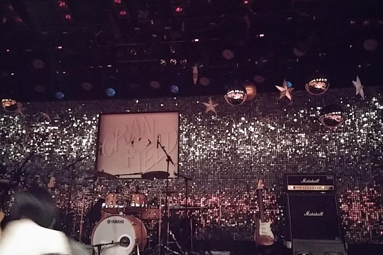 새해의 두번째 공연- 나의 크랜필드
