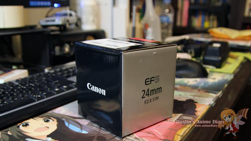 [리뷰] 캐논 24mm STM 렌즈 사용기 (+ 60D)