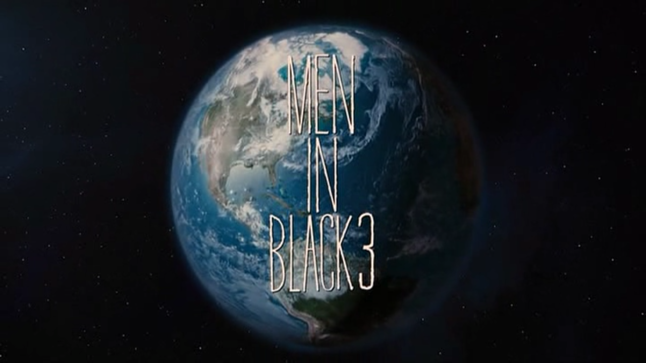 맨인블랙 3 Man In Black 3
