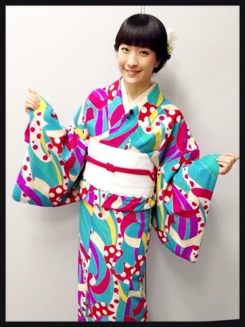 성우 우에다 카나씨가 자신의 블로그에 올린 사진