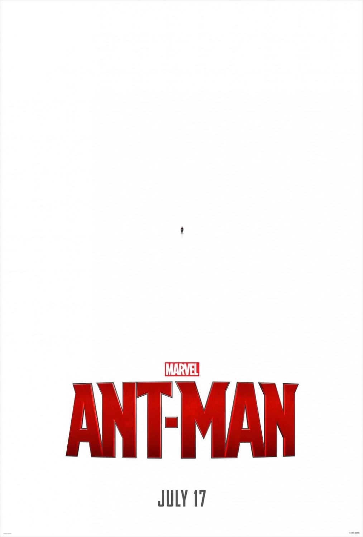"""""""앤트맨"""" 예고편입니다."""