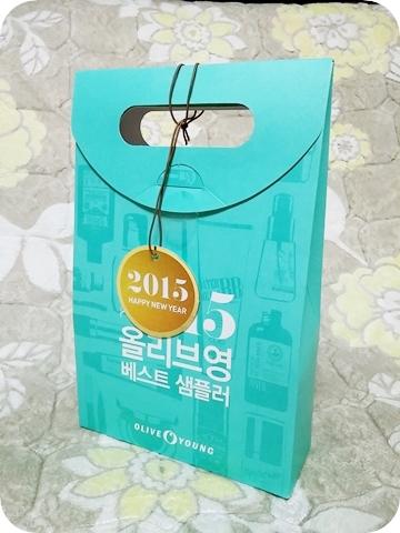 2015 올리영 베스트 샘플러