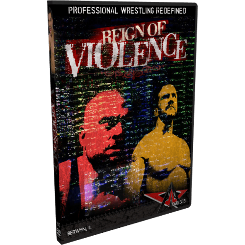 AAW Reign Of Violence 2013 Review