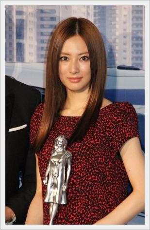 키타가와 케이코, DAIGO와의 교제 질문에 웃는 얼굴..