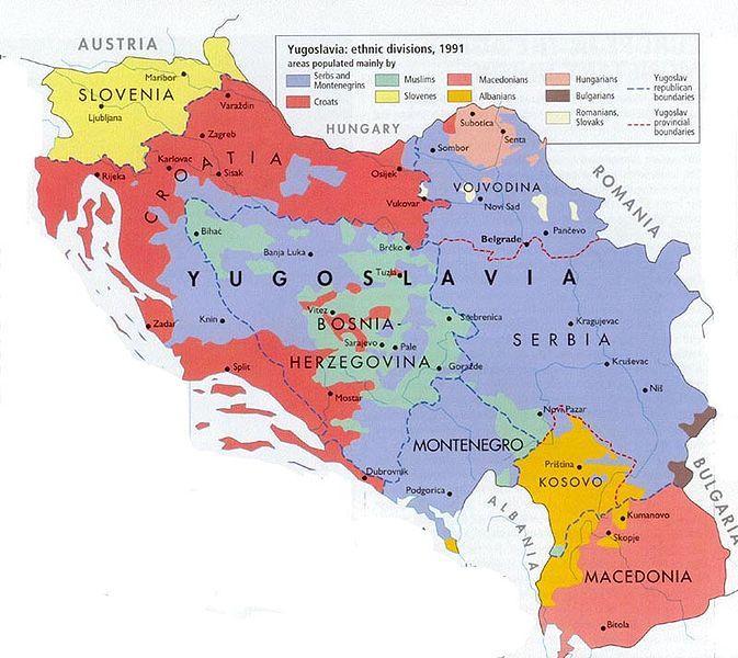유고슬라비아