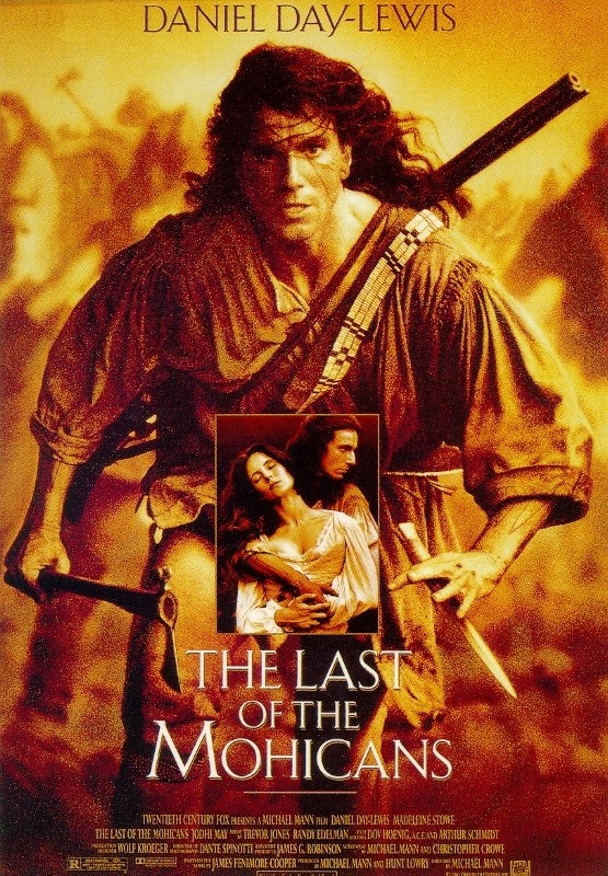 라스트 모히칸 / The Last Of The Mohicans (199..