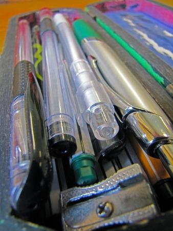 때로는 펜을 쓰고 싶다