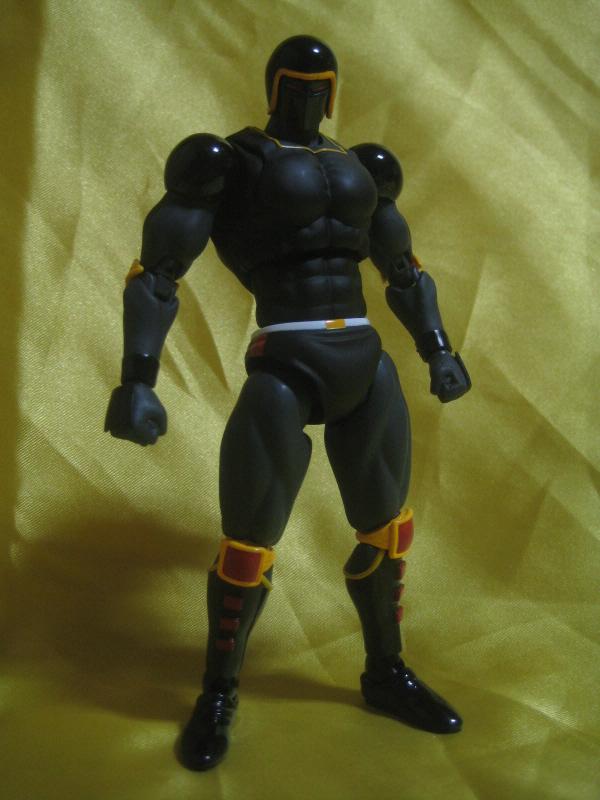 S.H.F - 워즈맨 (근육맨)