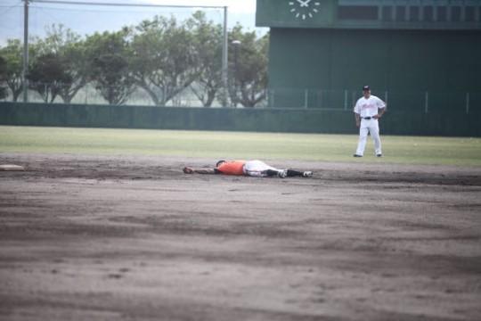 한화 첫 홈런