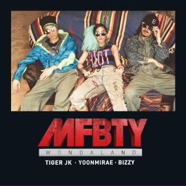 윤미래,타이거JK,Bizzy(MFBTY)-눈빛에[듣..