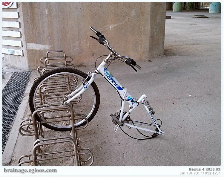한강등에서 처음 구입한 자전거가 조심할 사항