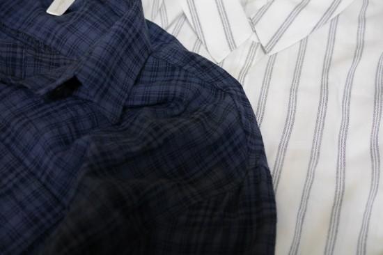 2015 03 24 셔츠 두 장