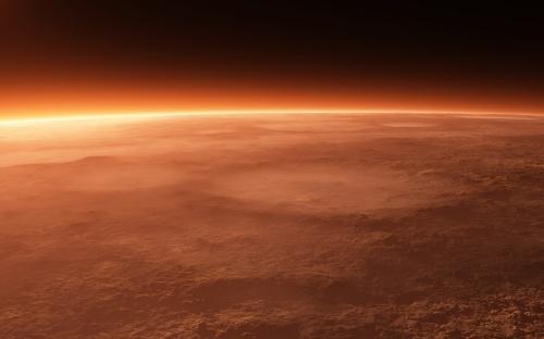 화성에 생명체가 존재할 수 있는 이유